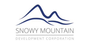 snowy mountain logo