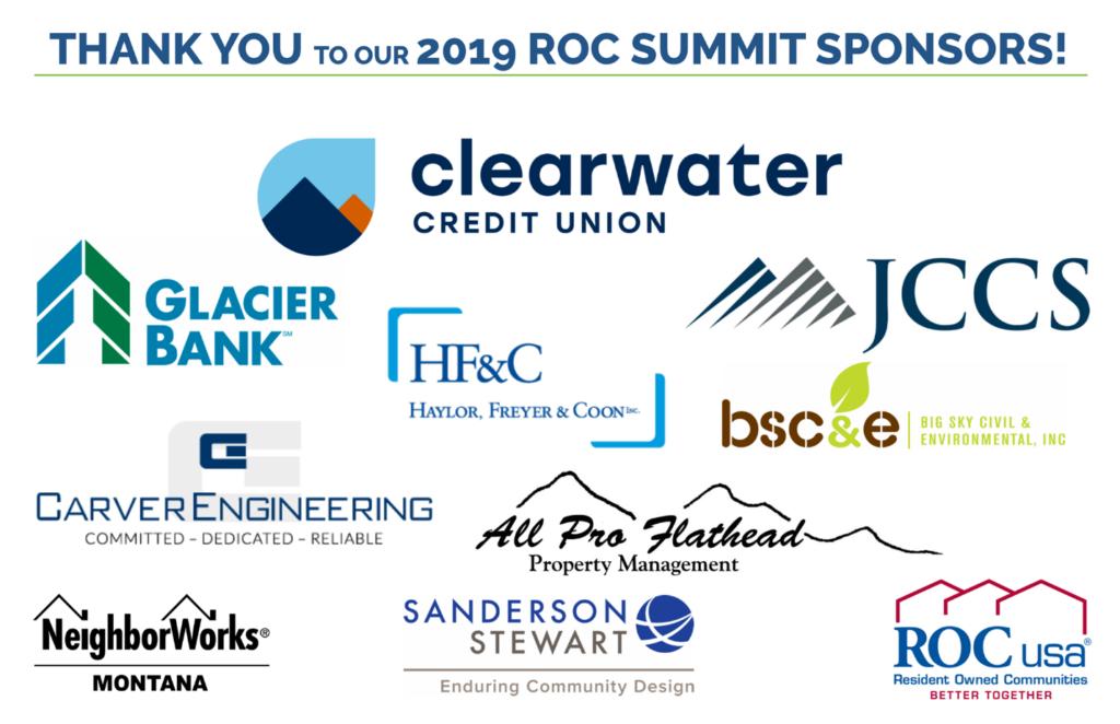 roc summit sponsors