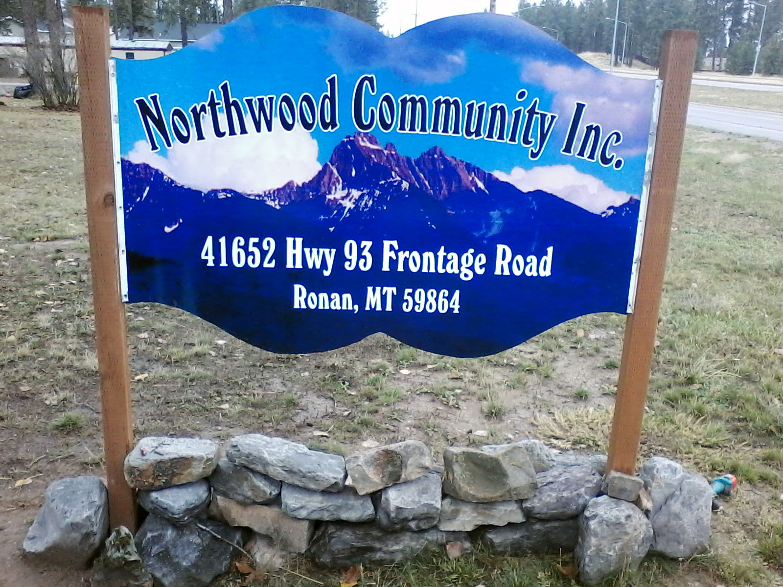 Northwood Sign